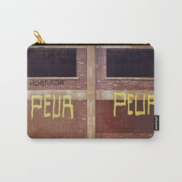 peur peur - fear fear Carry-All Pouch