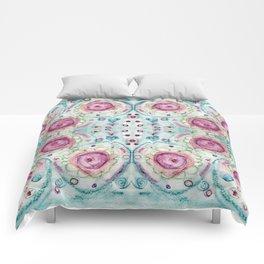 Spring potpourri Comforters