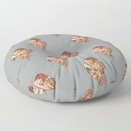 Aurora sleeping beauty Floor Pillow