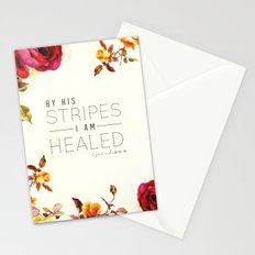 Isaiah 53:5 Stationery Cards