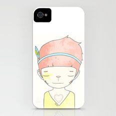 WHEN I LOST EVERYTHING iPhone (4, 4s) Slim Case
