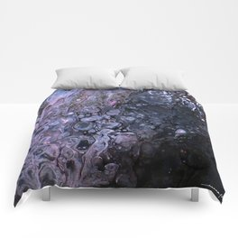 Pink Fire Comforters