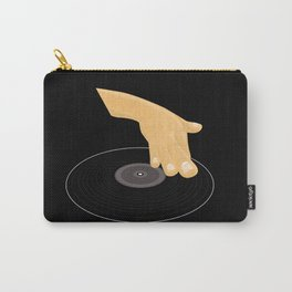 Dj Scratch Carry-All Pouch
