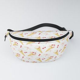 Dragonfly Chill Pattern Fanny Pack