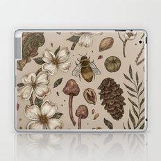Nature Walks (Light Background) Laptop & iPad Skin