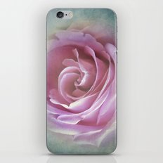 A Rose in the Heart of a Rose iPhone & iPod Skin