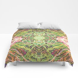 Faerie Fire Tracers Comforters
