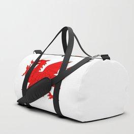 Welsh Dragon Duffle Bag