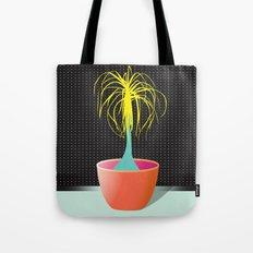Pony Tail Palm Tote Bag