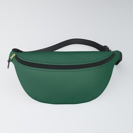 UK British Racing Green Motor Racing Fanny Pack