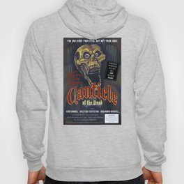 """""""Canticle of the Dead"""" Movie Poster Hoody"""