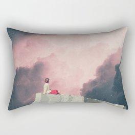 God I've Missed You Rectangular Pillow