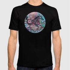 Poetry in Motion Mens Fitted Tee Black LARGE