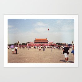 The Forbidden City Art Print