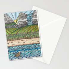 A Tangled Journy Stationery Cards