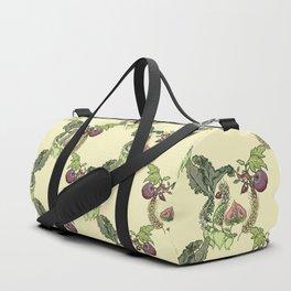 Botanical Pig Duffle Bag