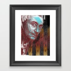 DALI Framed Art Print