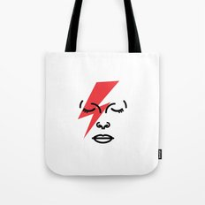 Bye Ziggy Stardust Tote Bag