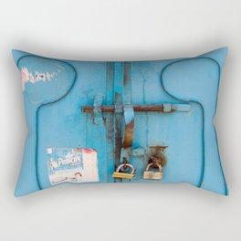 Moroccan Door Rectangular Pillow