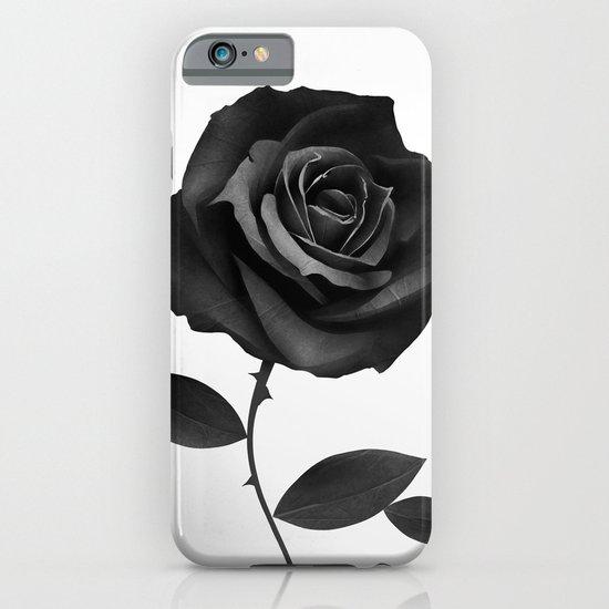 Fabric Rose iPhone & iPod Case
