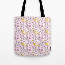 Japanese treats pattern Tote Bag