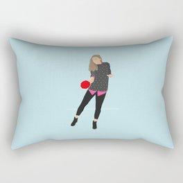 La Killeuse Rectangular Pillow