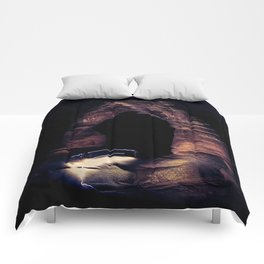 Delicate Arch Arches National Park Utah Comforters
