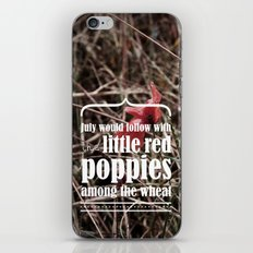 howards end iPhone & iPod Skin