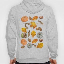 Autumnal Elements Hoody