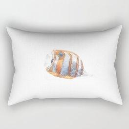 Butterflyfish Rectangular Pillow