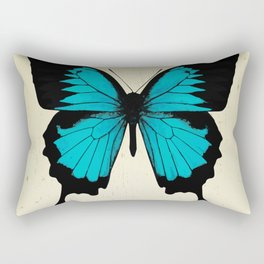 Butterfly03_Papilio ulysses Rectangular Pillow