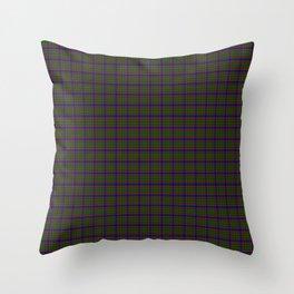 Adams Tartan Plaid Throw Pillow