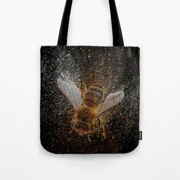 Bees Are Magic Tote Bag