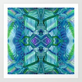 Aliens Are Real Art Print