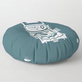 Yashica MAT 124G Camera Floor Pillow