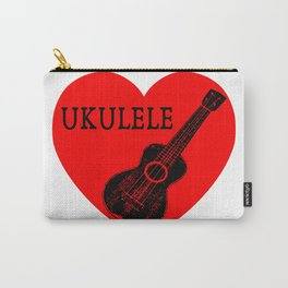 Ukulele Love Carry-All Pouch
