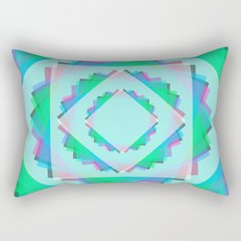Leaf Energy Focus Rectangular Pillow