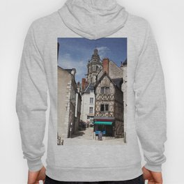 Cottage rustic house, French countryside, summer holiday Hoody