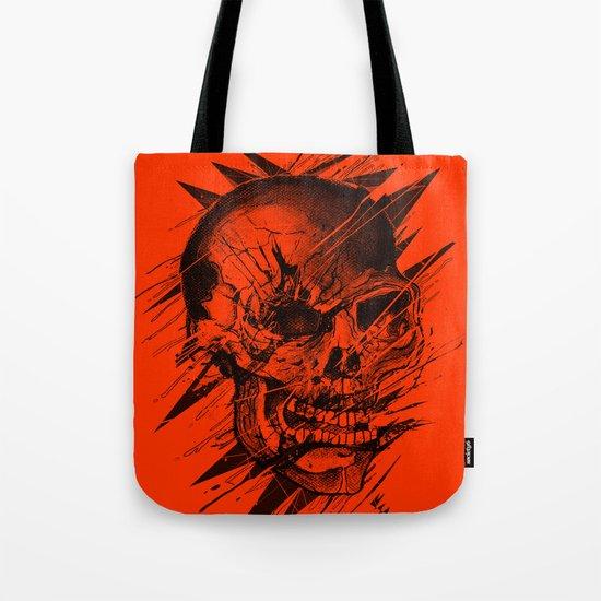 Skull's Not Dead Tote Bag