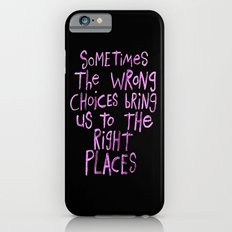 SOMETIMES iPhone 6s Slim Case