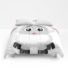 Cute Lamb Sheep Comforters