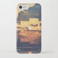 Fractions A44 iPhone 7 Slim Case