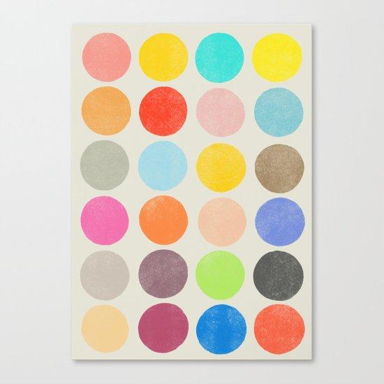 colorplay 1 Canvas Print
