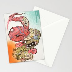 Blob Stationery Cards