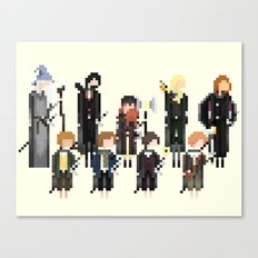 Lord of the Rings Canvas Print