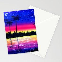 Firefly Sunset Stationery Cards