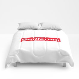 Guillermo Comforters