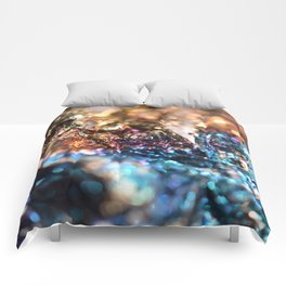 Peacock Ore Comforters
