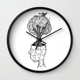 Braintree Wall Clock