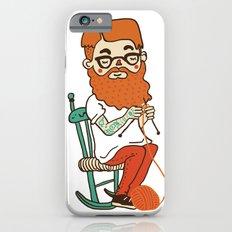 Wool beard Slim Case iPhone 6s